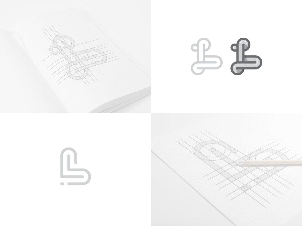 szkice logo