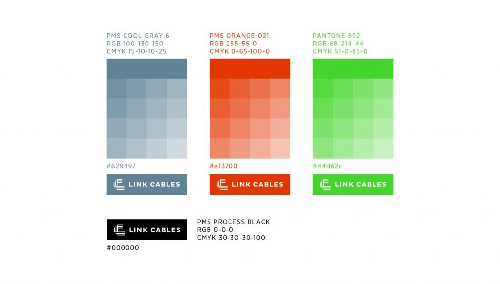 branding kolory pantone